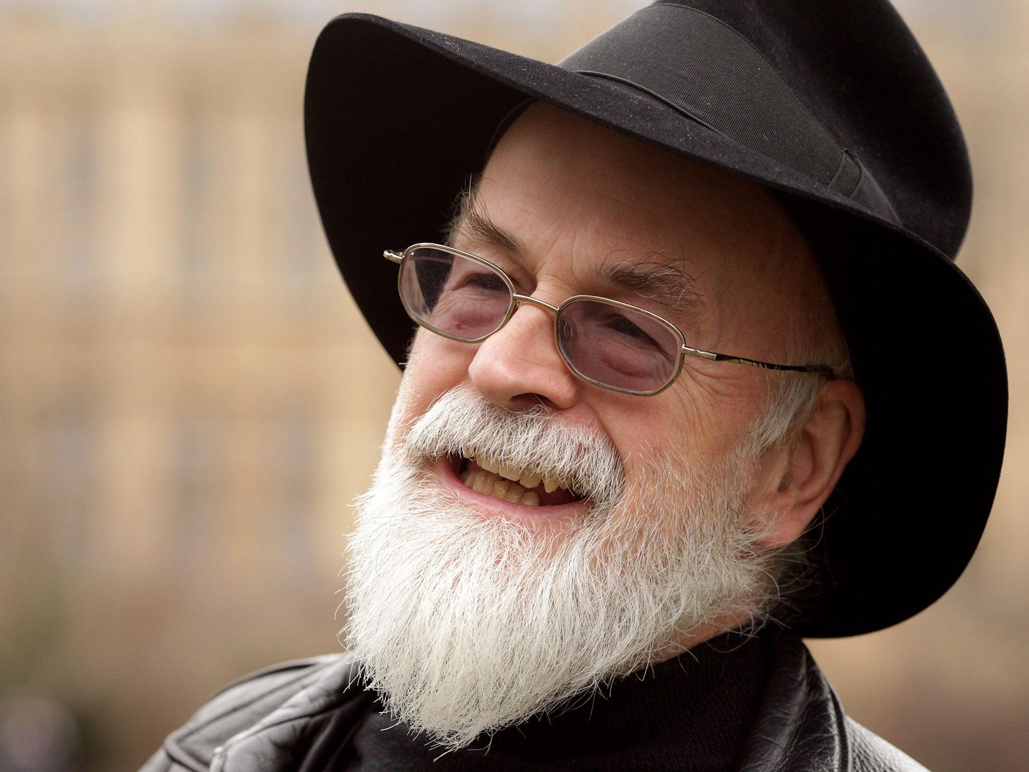 Terry Pratchett Posts Poignant Final Conversation With