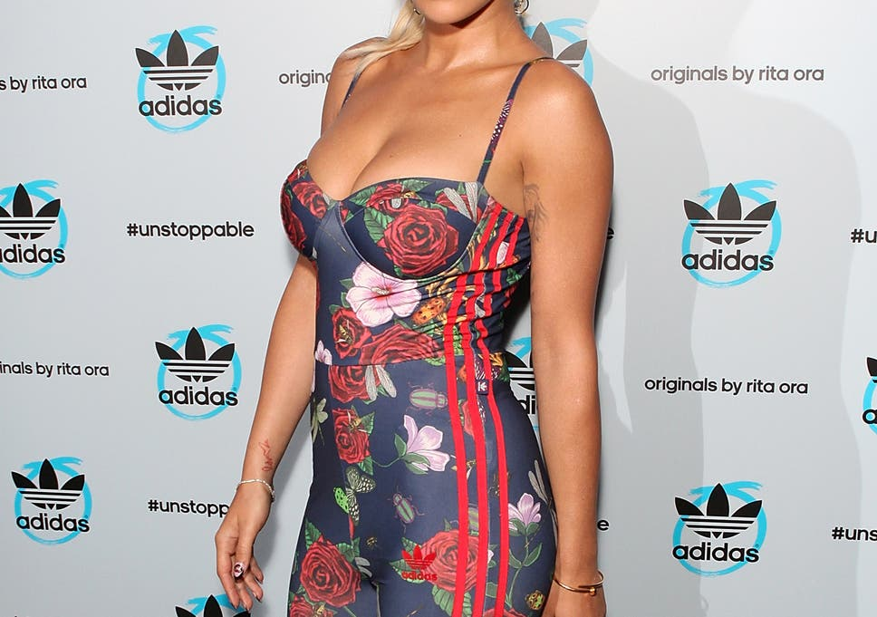 c2891a55ac2 From pop singer to designer: Rita Ora launches collection for Adidas  Original
