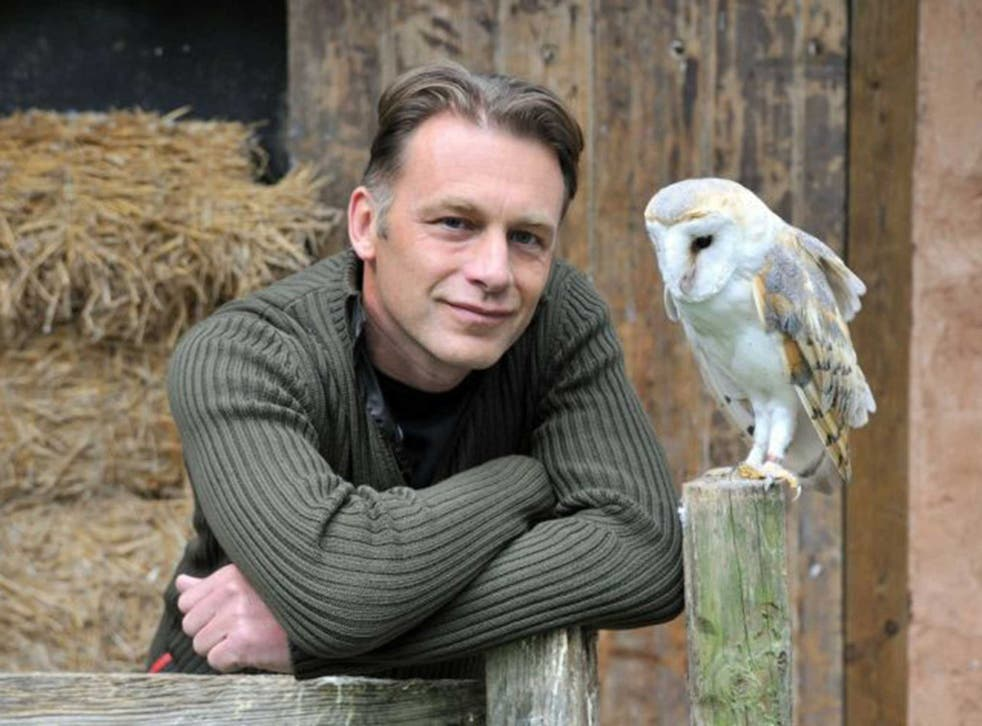 Chris Packham describes himself as a 'pragmatic conservationist'