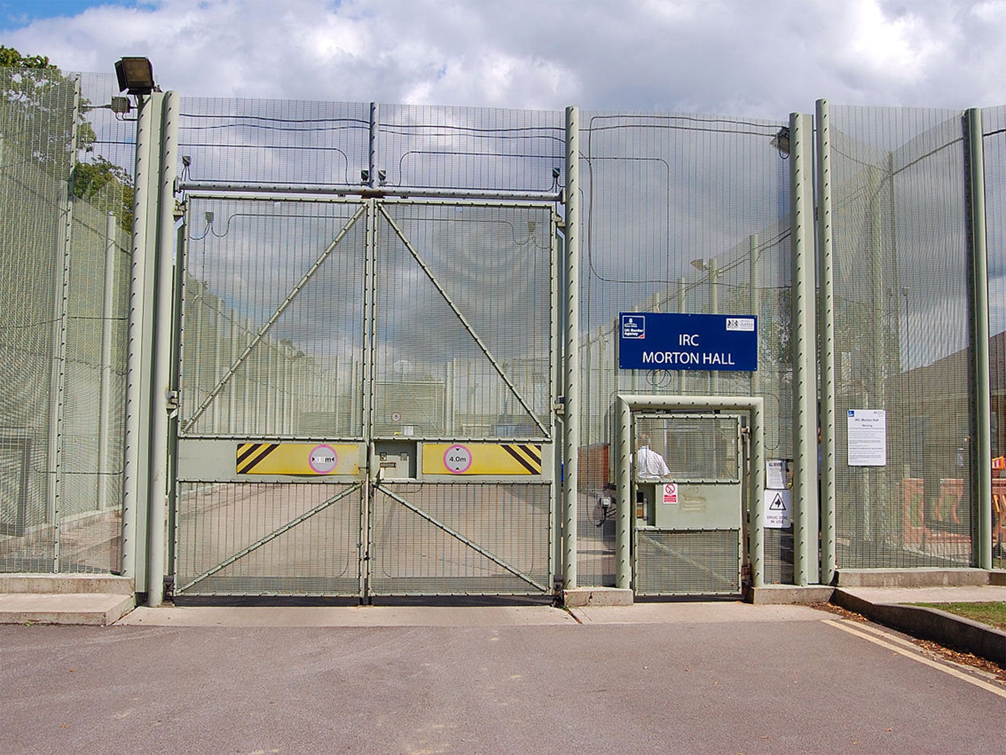 Surge in self-harm at immigration removal centre with dozens of 'vulnerable' detainees, finds report