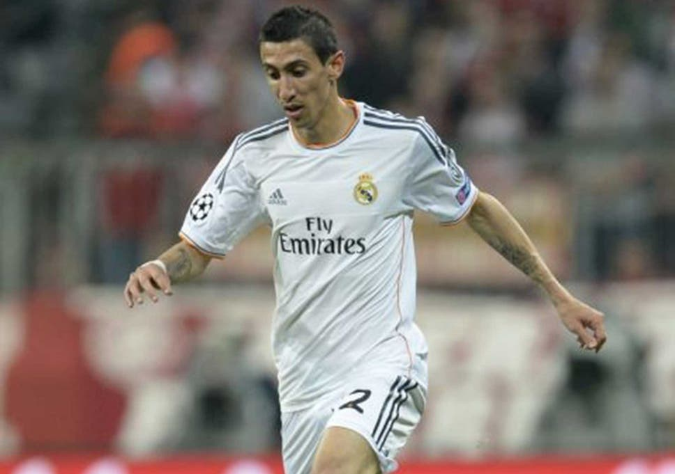 6aca08def Angel Di Maria hits out at Real Madrid  Real refused to pay me what I m  worth (unless I managed to win the Ballon d Or)
