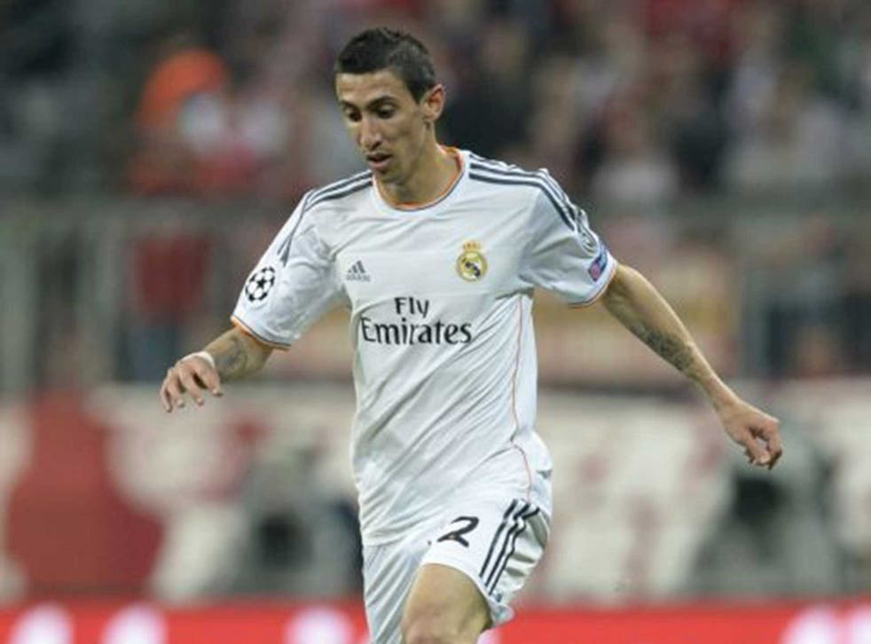 Angel Di Maria Hits Out At Real Madrid Real Refused To Pay Me What I M Worth Unless I Managed To Win The Ballon D Or The Independent The Independent