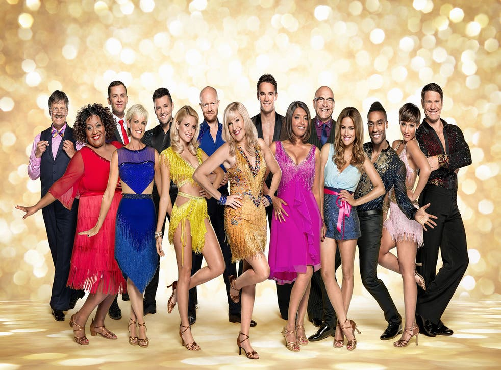 This year's celebrity contestants prepare to hit the Strictly Come Dancing ballroom
