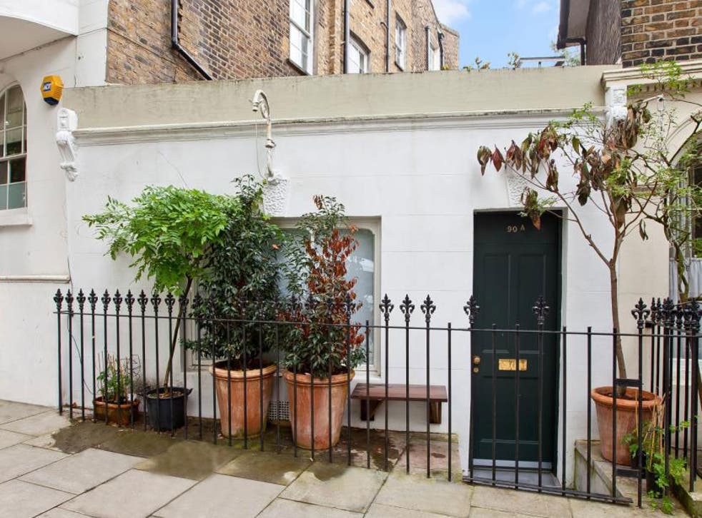 The house in Barnsbury, Islington. Picture: Zoopla