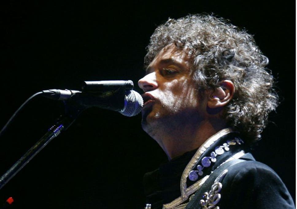 Gustavo Cerati: Musician who became one of Latin America's