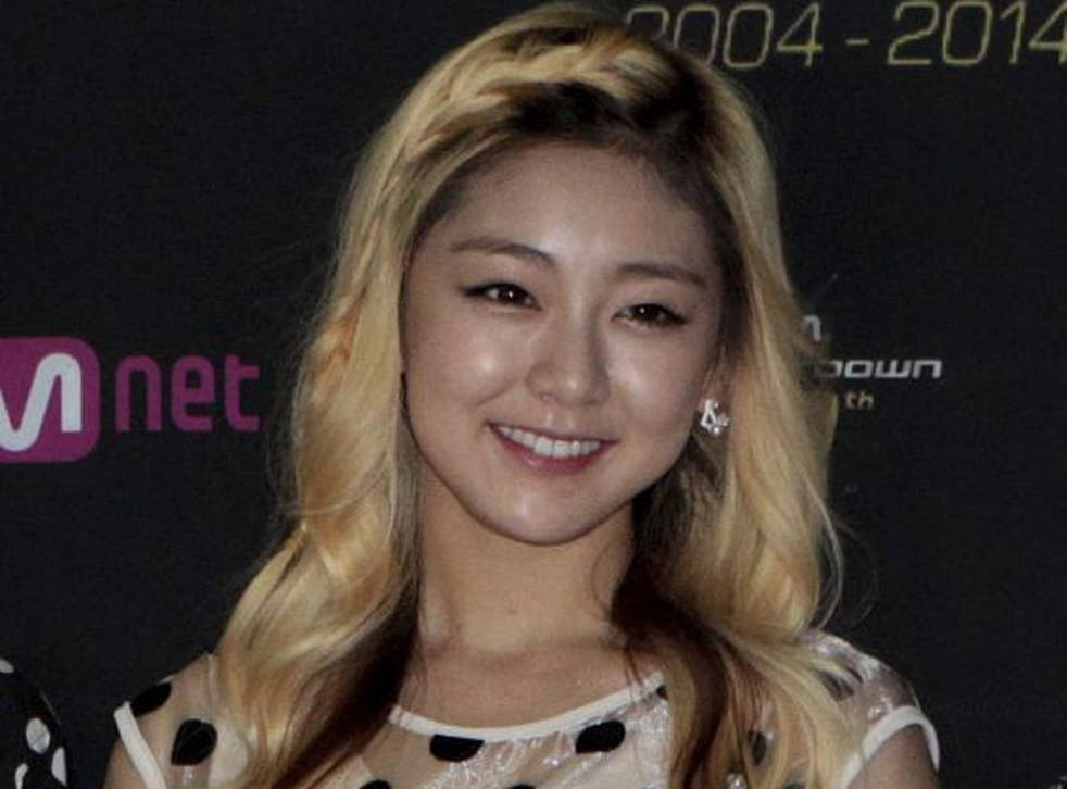 Kwon Ri-sae, pictured in July 2014, died on 7 September