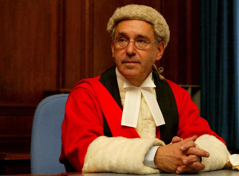 Before taking up his present role, former judge Sir Alan Moses was a Lord Justice of Appeal