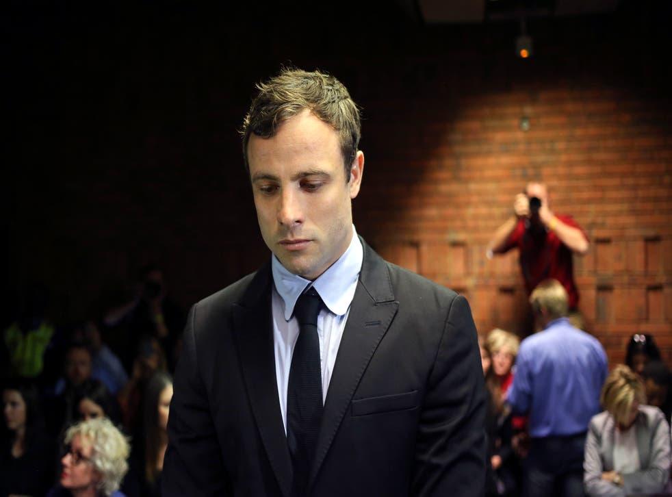 Oscar Pistorius will learn the verdict of his murder trial on Thursday