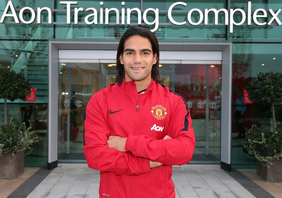 946aede8318 Radamel Falcao debut: Manchester United say age rumours were 'never ...