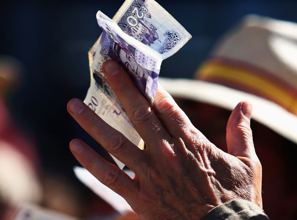 The most common source for a windfall is an inheritance, if the beneficiaries know where to find the money