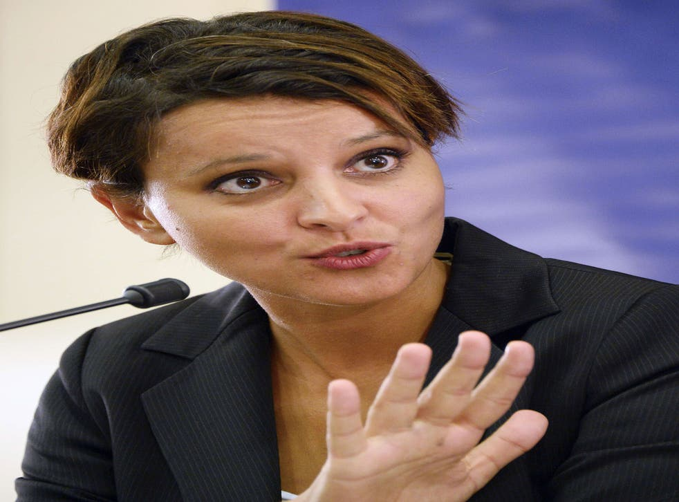 French Education minister Najat Vallaud-Belkacem has been besieged by racist and sexist comments and malicious rumours on social media