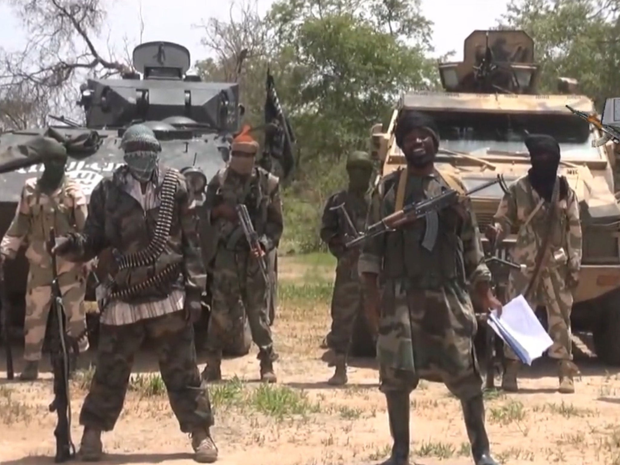 Boko Haram closes in on its dream of an African caliphate – and Isis gives its blessing, and advice on strategy
