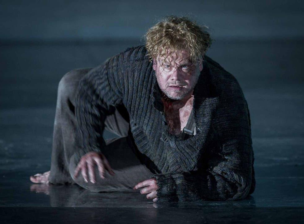 Great Britten: Stuart Skelton in 'Peter Grimes'