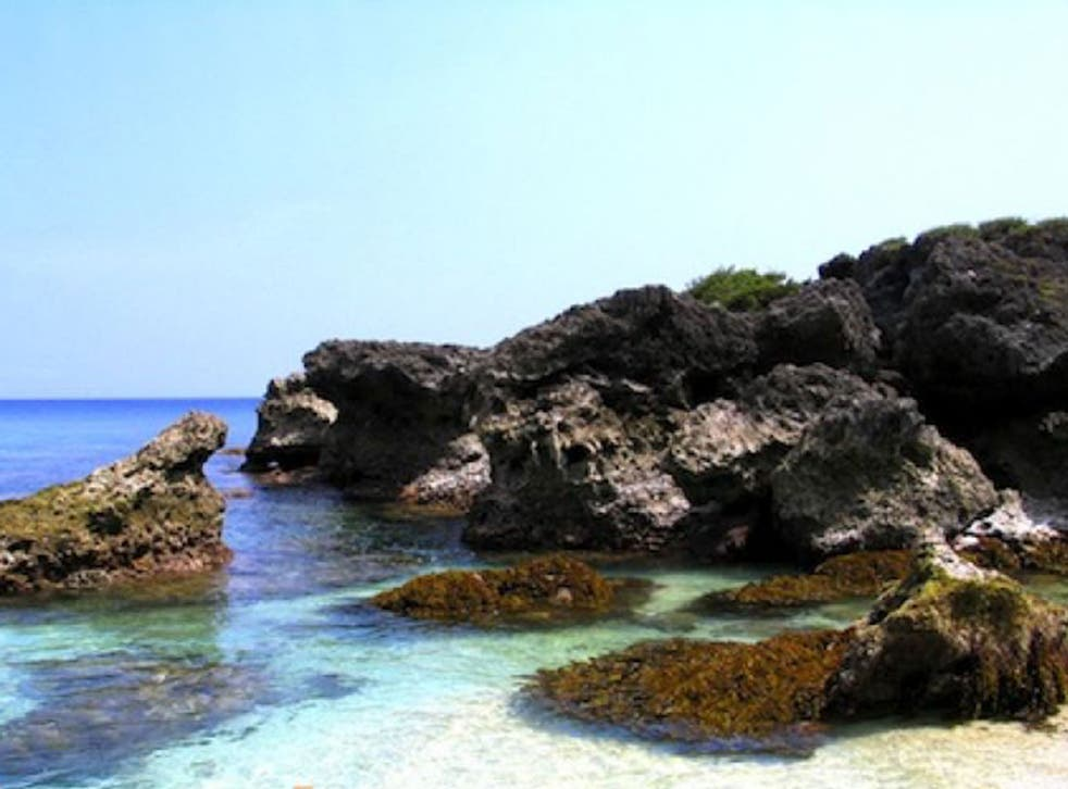 Fuga - the vast majority of this 10,000 hectare island is beach, rolling forestland, and rock