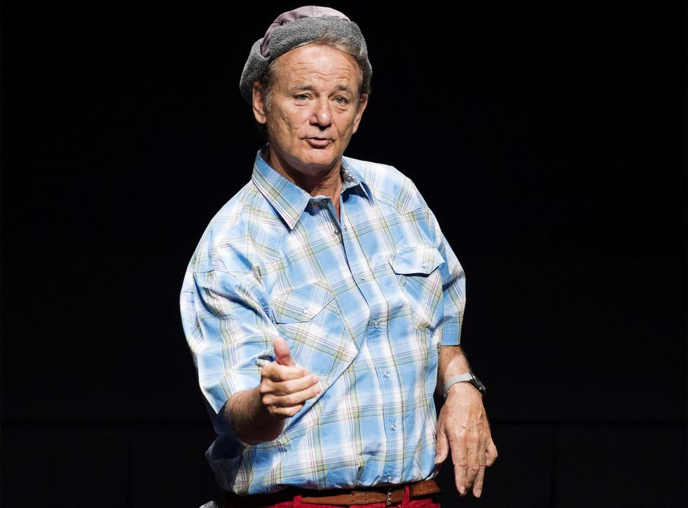 Bill Murray was spotted in Boston where Ghostbusters 3 is filming