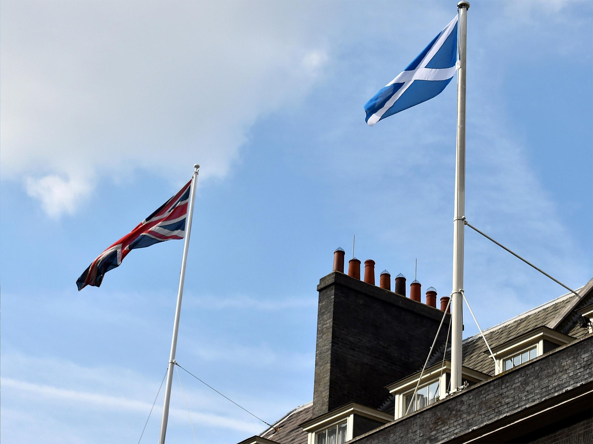 Westminster on collision course with Edinburgh and Cardiff over plans for repatriation of powers after Brexit thumbnail