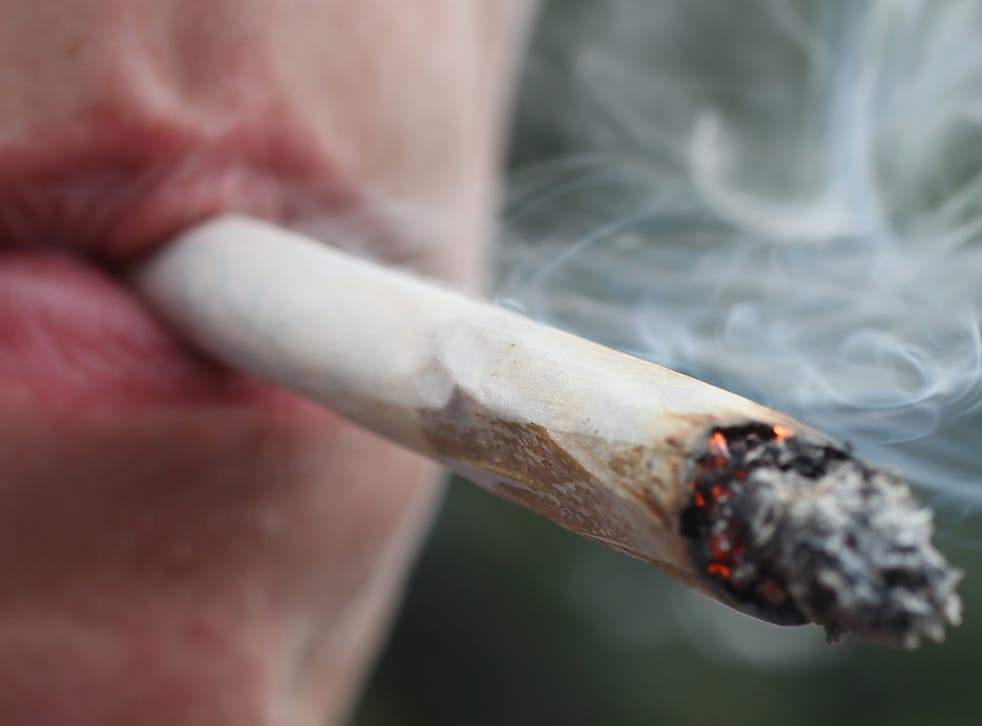In England, four per cent of 11–15 year olds said they had used cannabis in the past month