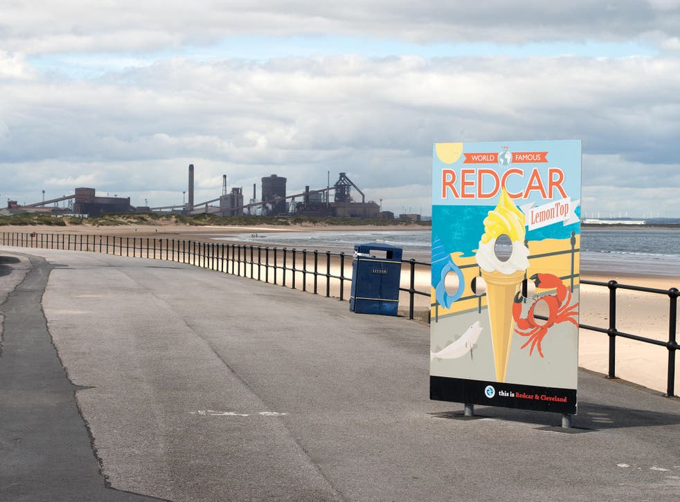Eight per cent of tweets from Redcar were found to contain profanities
