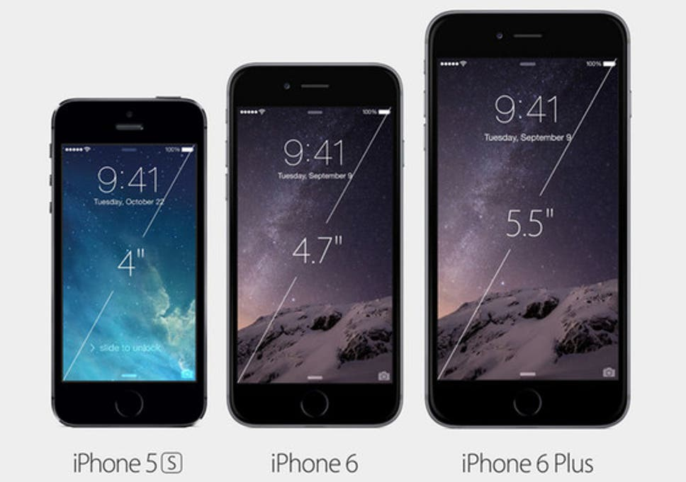 Iphone 6 Vs Iphone 5s And 5 Is It Worth Upgrading The