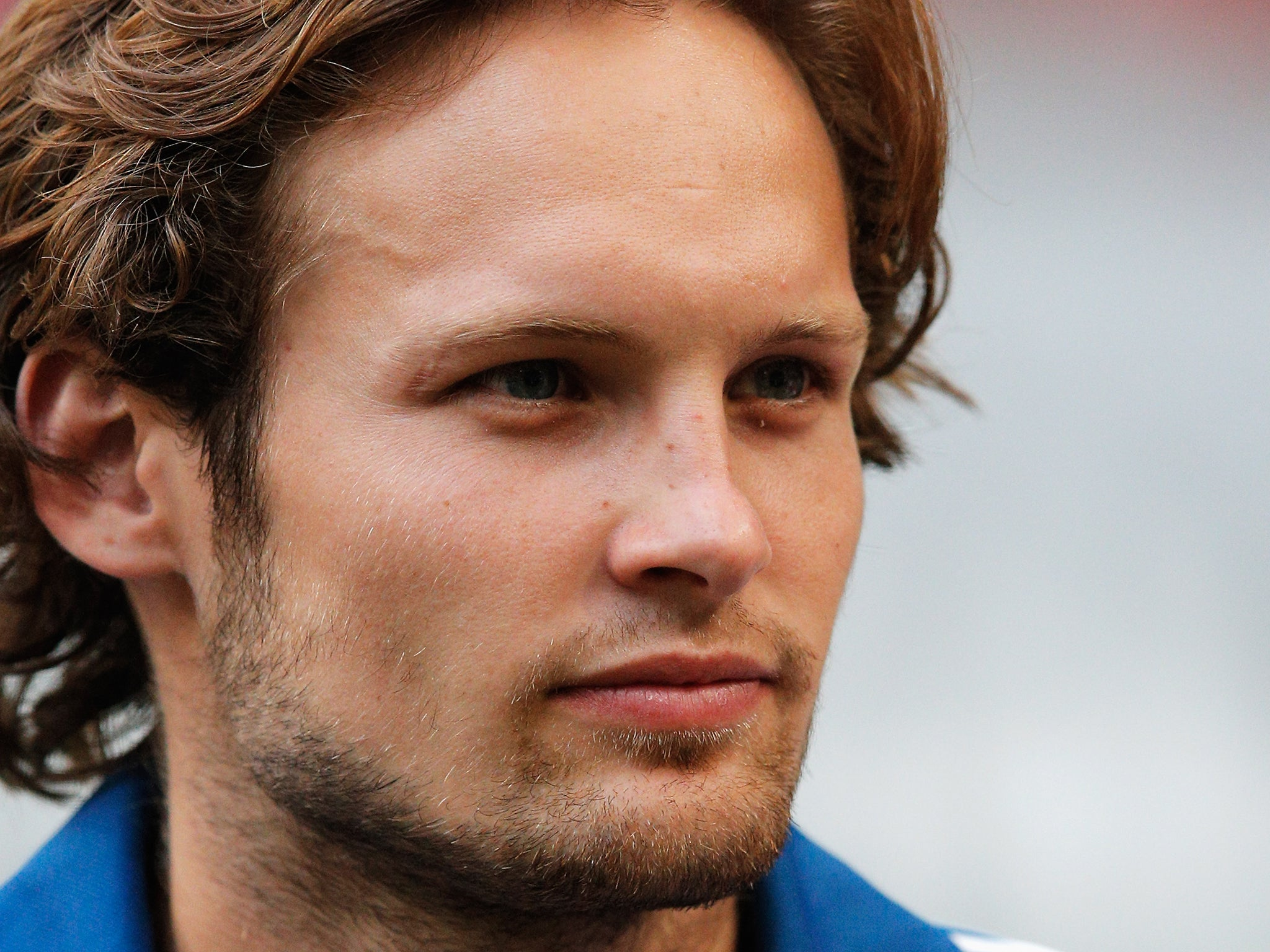 Daley Blind would prefer central midfield role at Manchester
