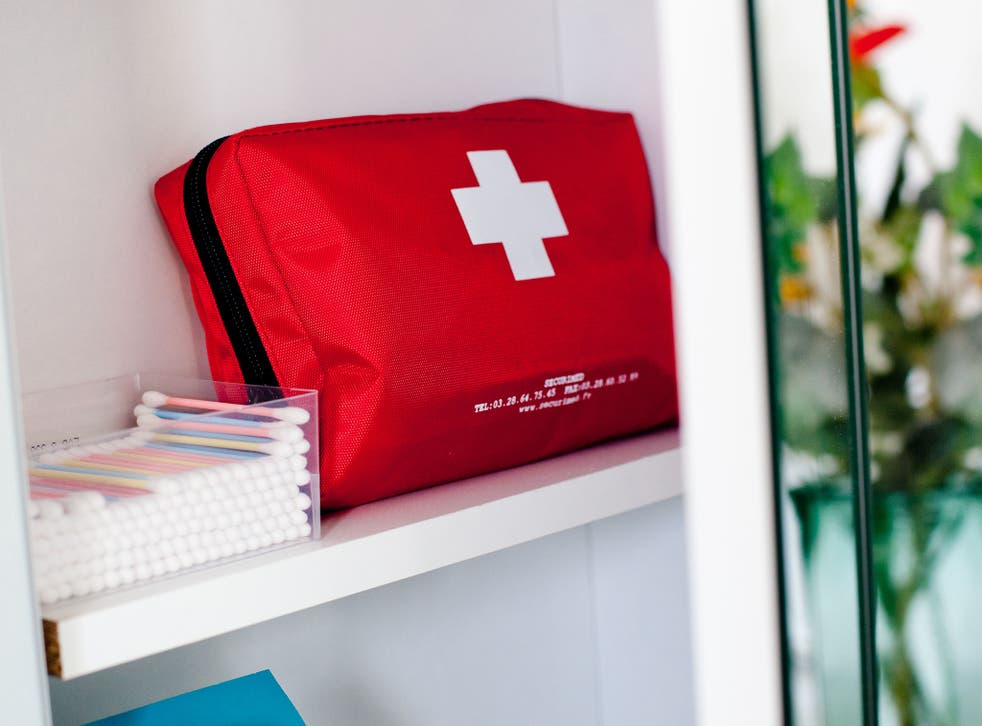 All schools have physical first aid available - so why not some for mental health?
