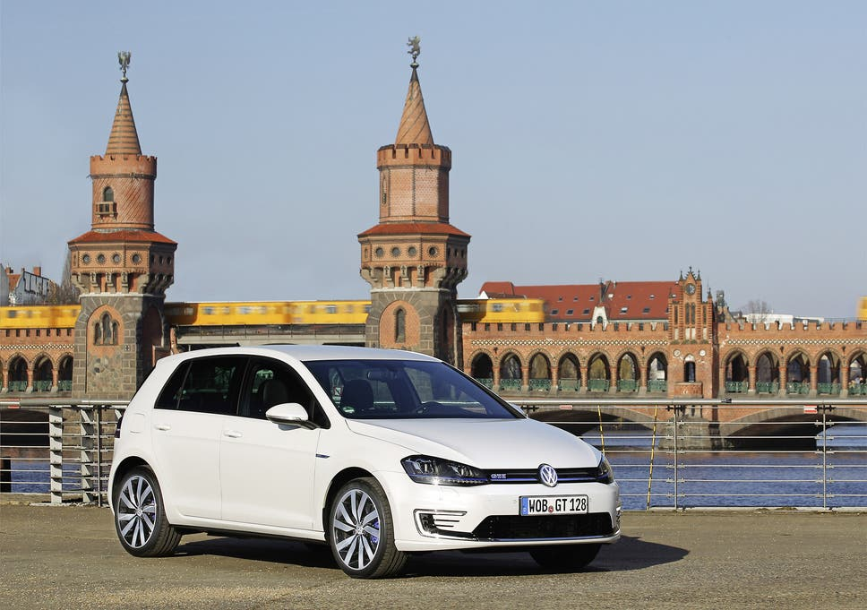 Vw E Golf Motoring Review This Nippy Little Number Is Just The