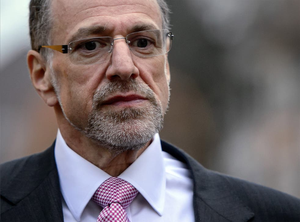 Former Xstrata CEO Mick Davis publicly criticised Israel's government for failing to pursue a two-state solution