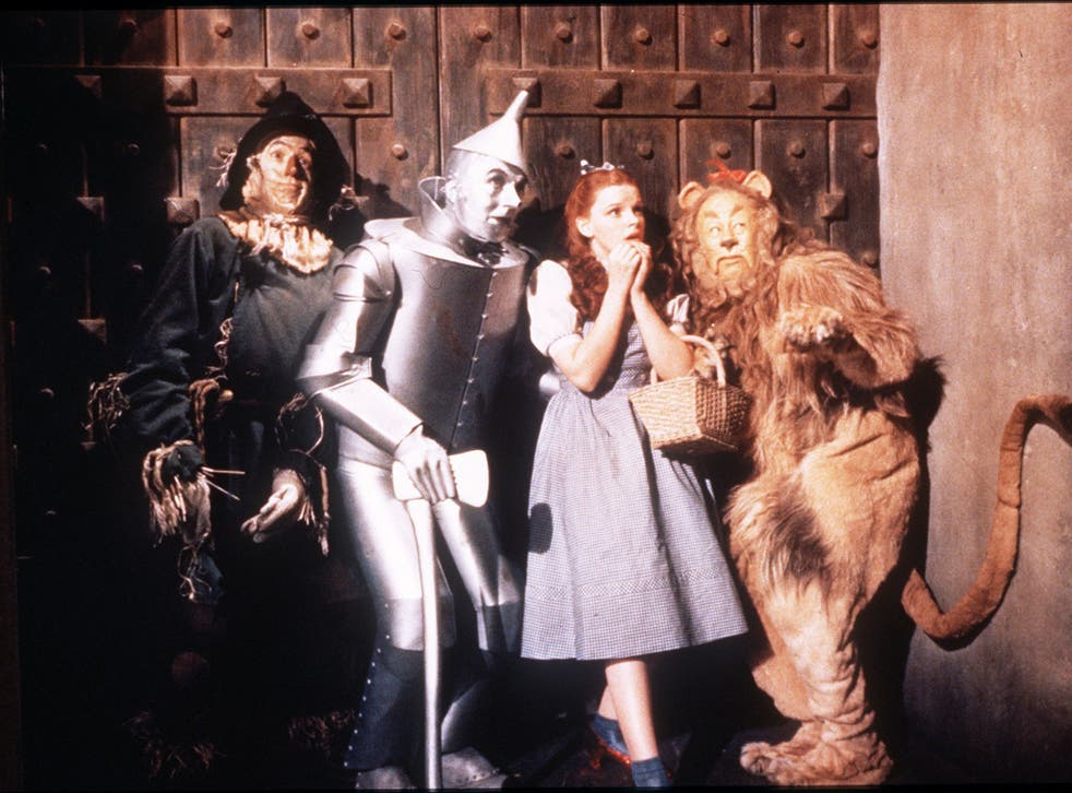 The Wizard of Oz is being shown at the IMAX in 3D
