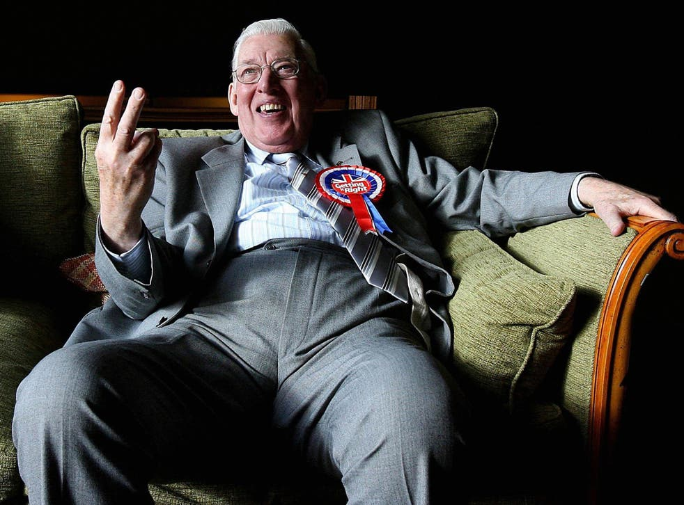 Ian Paisley: 'A gripping, old- style preacher'
