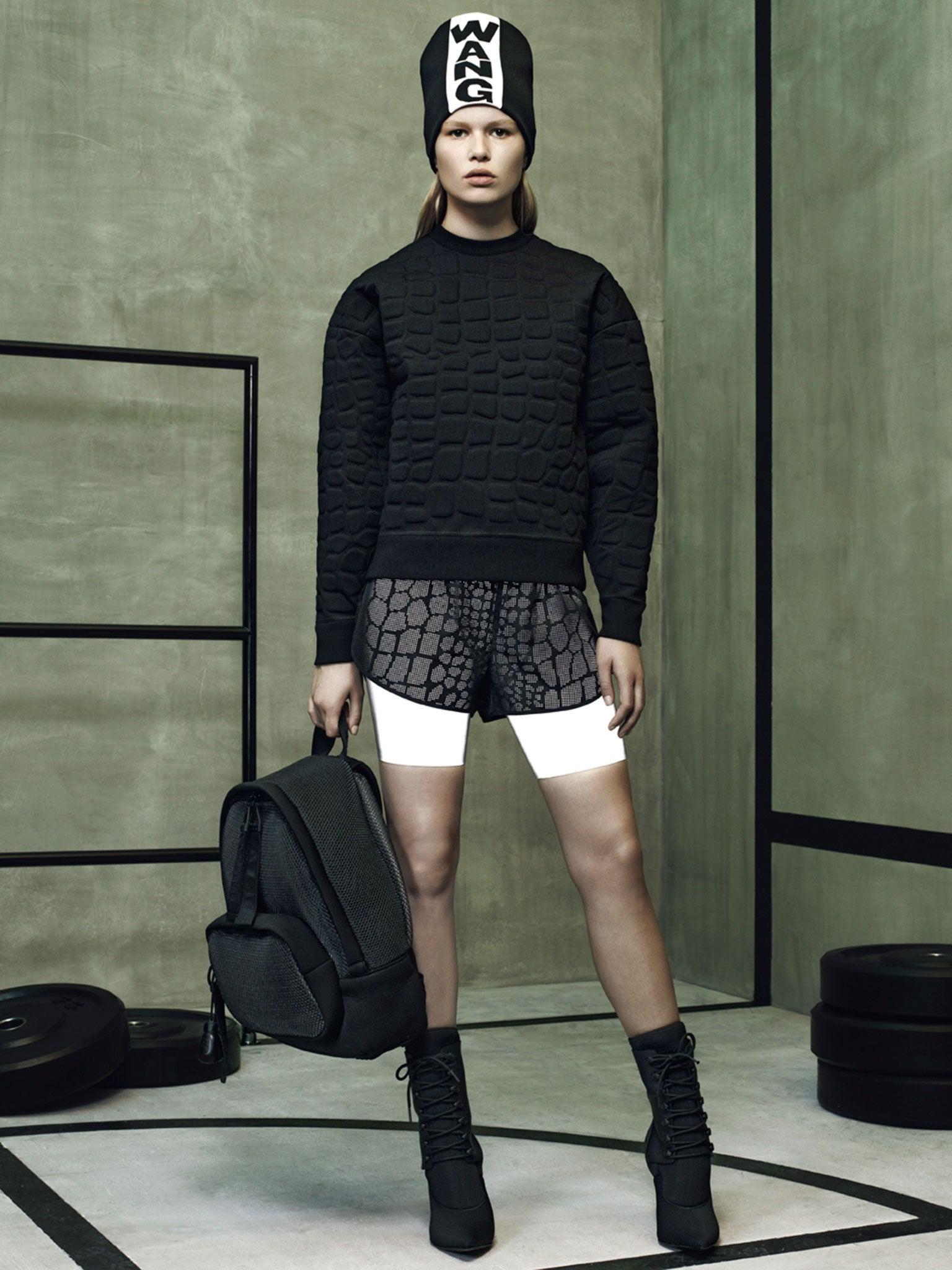 to wear - Wang Newsalexander for hm lookbook video