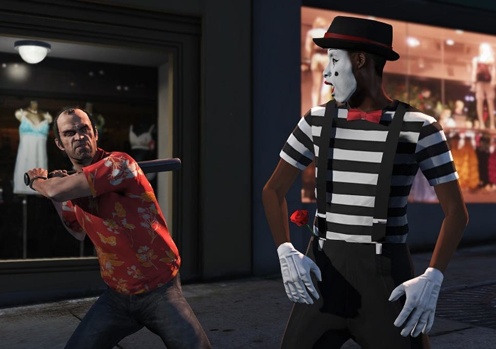 A New Screenshot Of Gta V On Next Gen