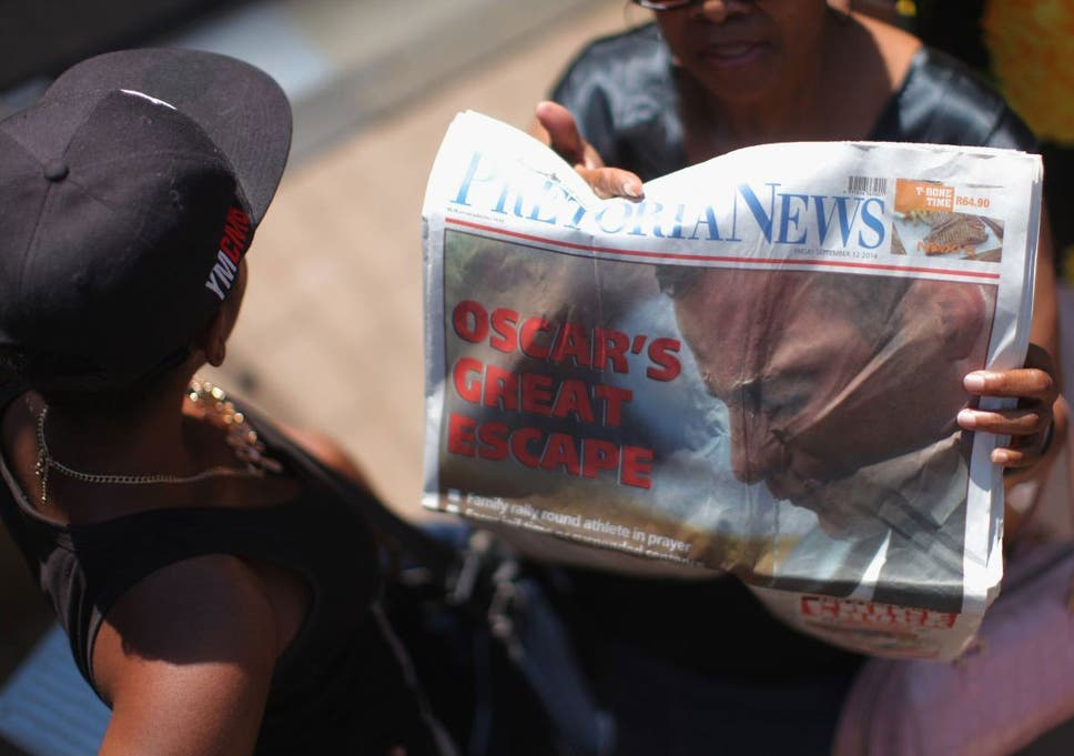 How South Africa reacted to Oscar Pistorius verdict: 'Oscar