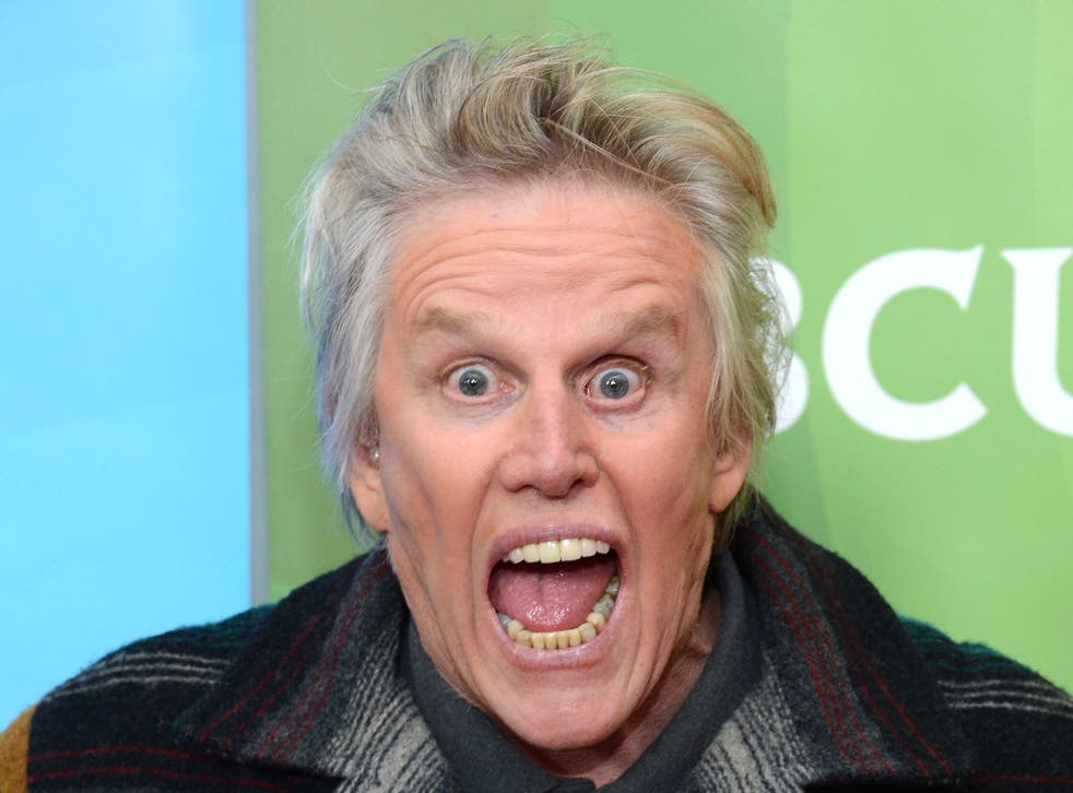 Gary Busey, who has won Celebrity Big brother