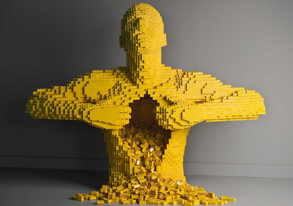Lego Breaks Out Of The Toy Box And Heads For The Gallery The