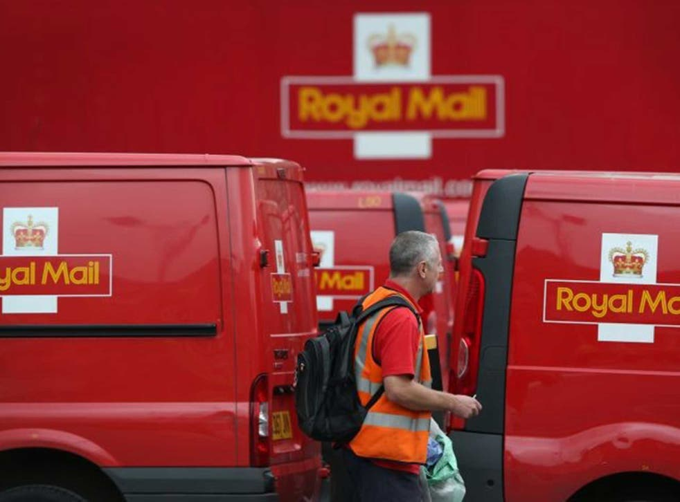 Royal Mail said that it is working closely with the relevant unions on a 'sustainable and affordable solution for the provision of future pension benefits'