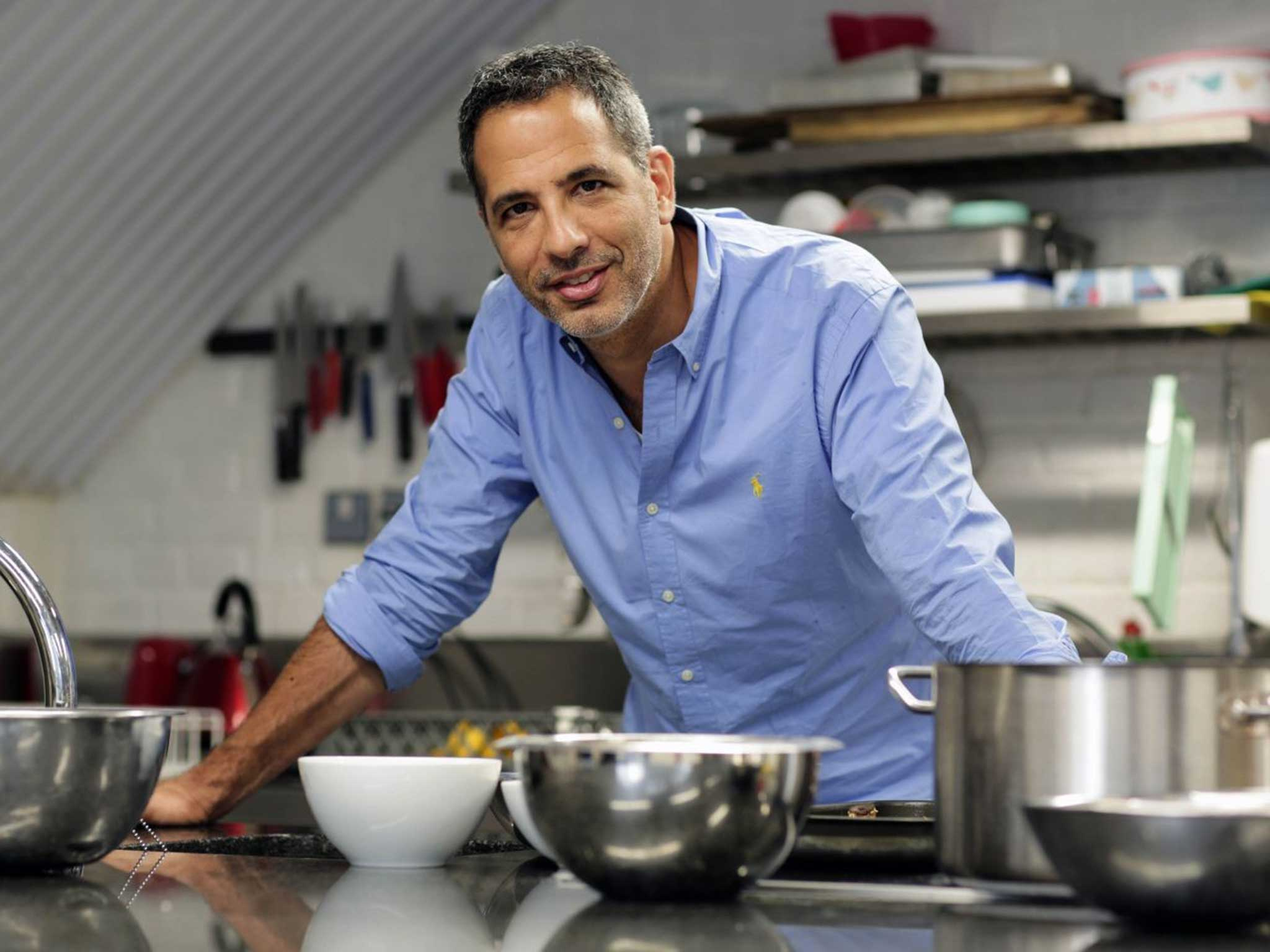 Yotam Ottolenghi Interview: 'Getting Stressed About Food