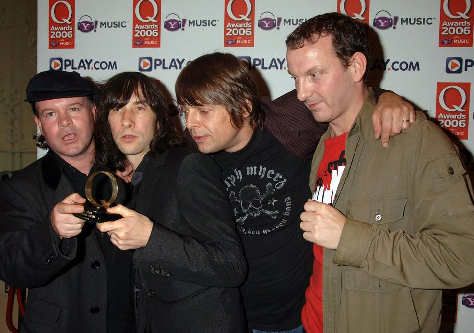 Robert Stones Fun With Problems >> Robert Young Primal Scream Guitarist Who Summed Up Their Potent And