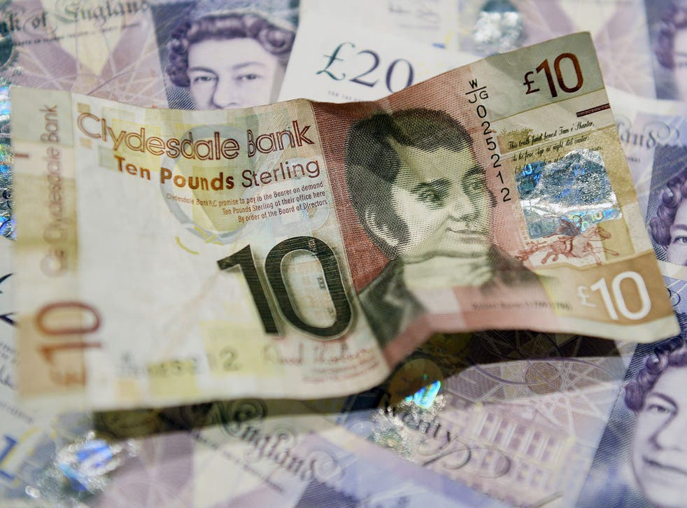 Yes and NO camps in the Scottish referendum continue to debate wether Scotland can keep the Pound as its own currency