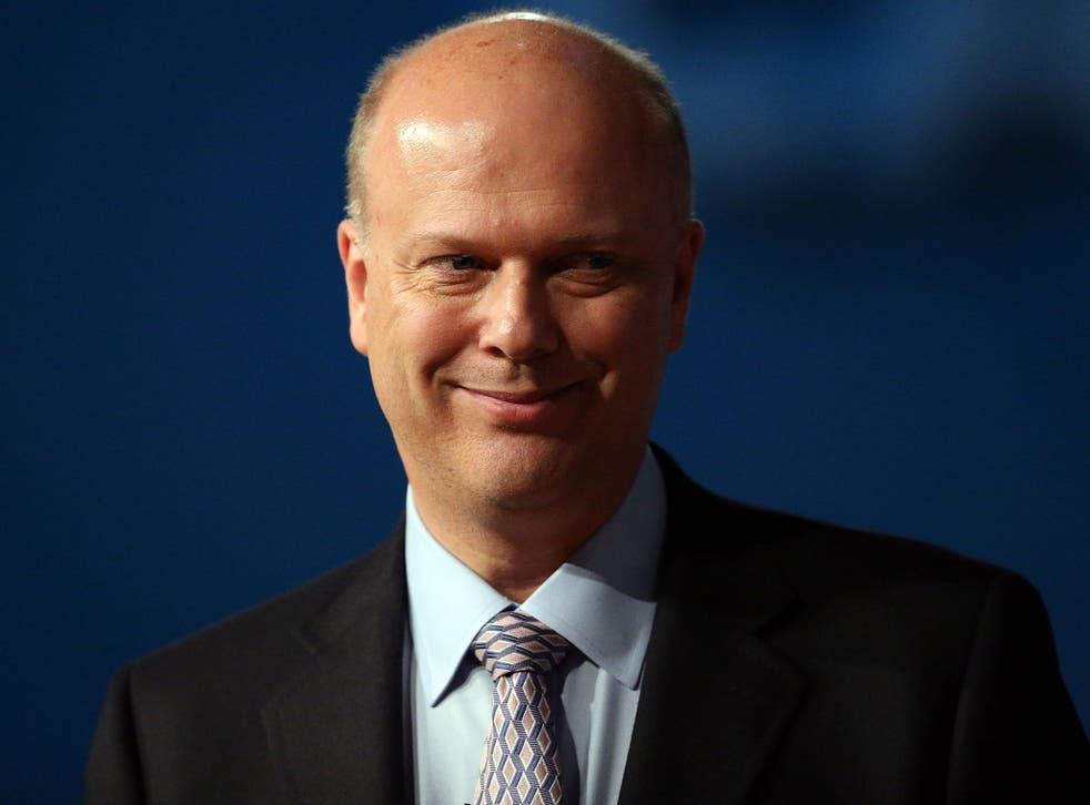 Chris Grayling's Ministry of Justice blocked an investigation into the hidden problem of rape and sexual abuse in British prisons, it has emerged