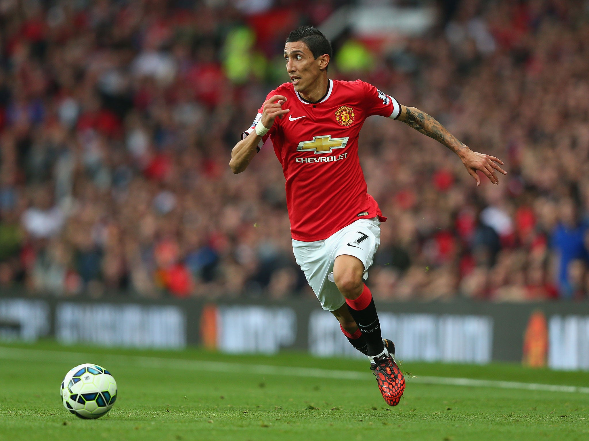 Image result for angel di maria