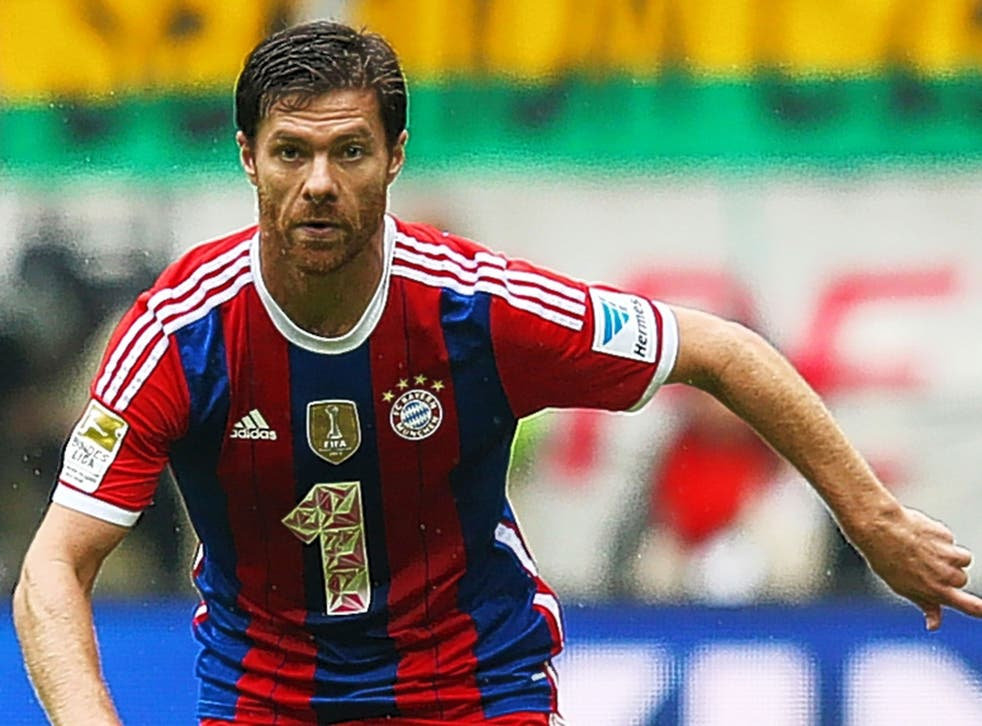 Xabi Alonso, who was vital in Real's midfield, has joined Bayern Munich