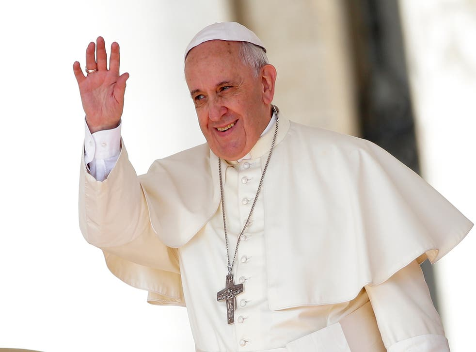 The Iraqi Ambassador to the Holy See has warned the Vatican that Isis is intent on killing on the Pope