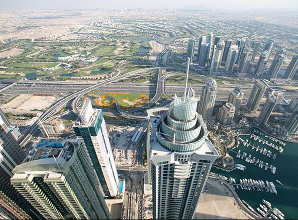 The Crown Prosecution Service was able to recover assets from Dubai