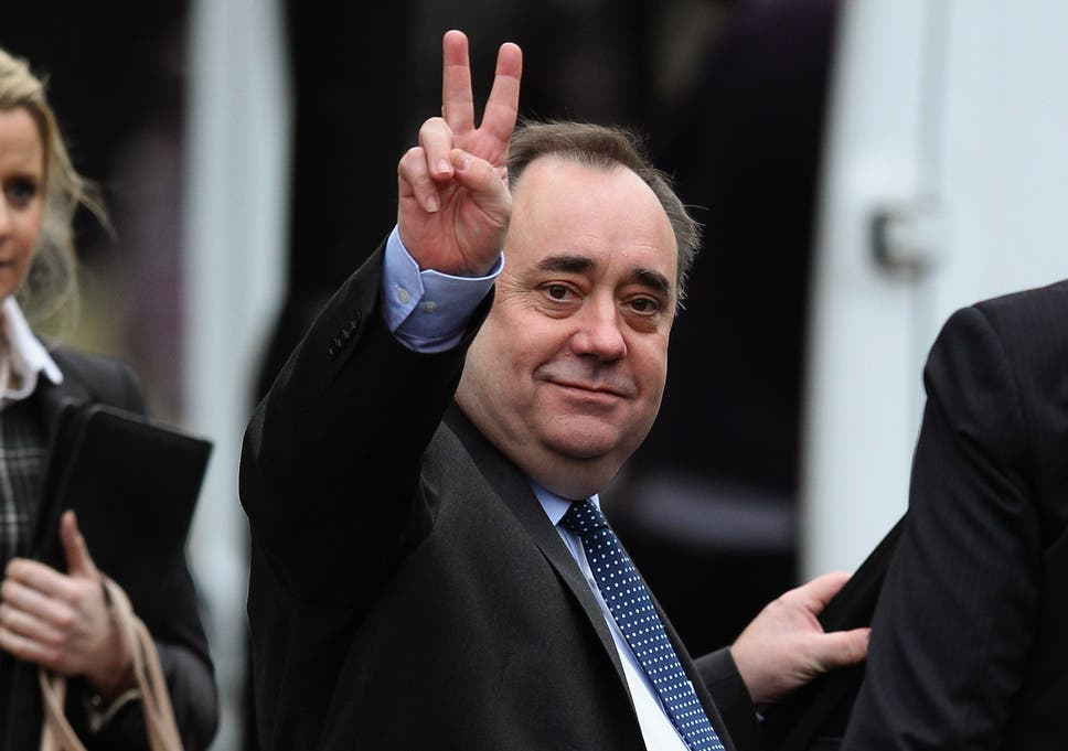 Scottish independence: First Minister Alex Salmond's letter