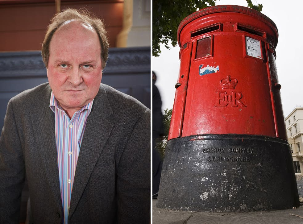 Alexander James Naughtie has been one of the main presenters of Radio 4's Today programme since 1994. The first red pillar post boxes were erected in Jersey in 1852
