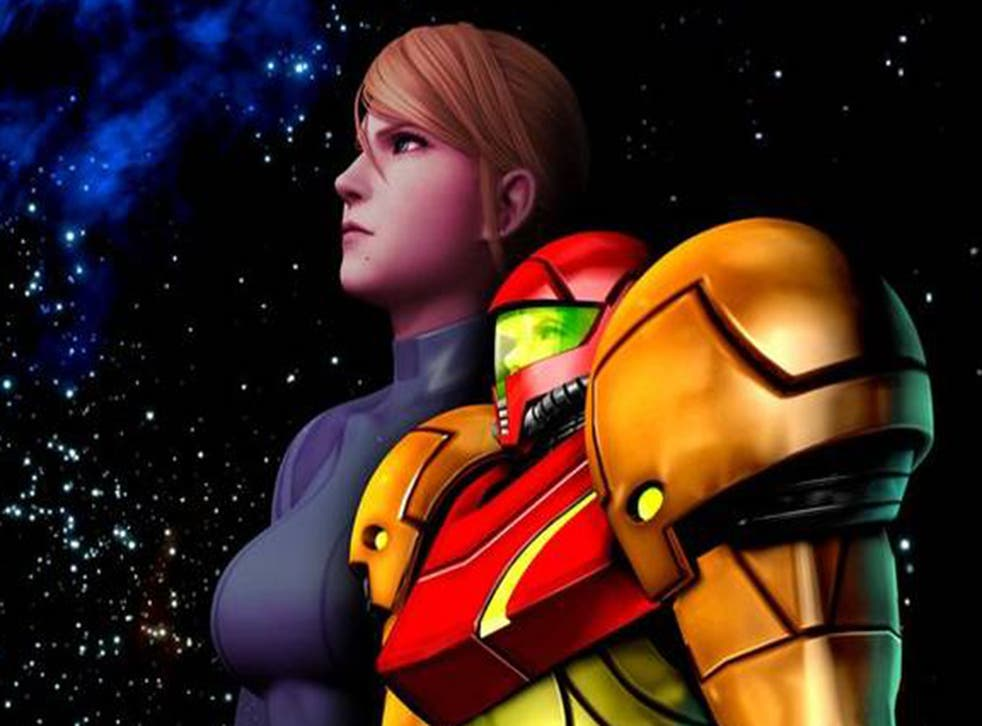 Samus Arun, one of gaming's most iconic women characters