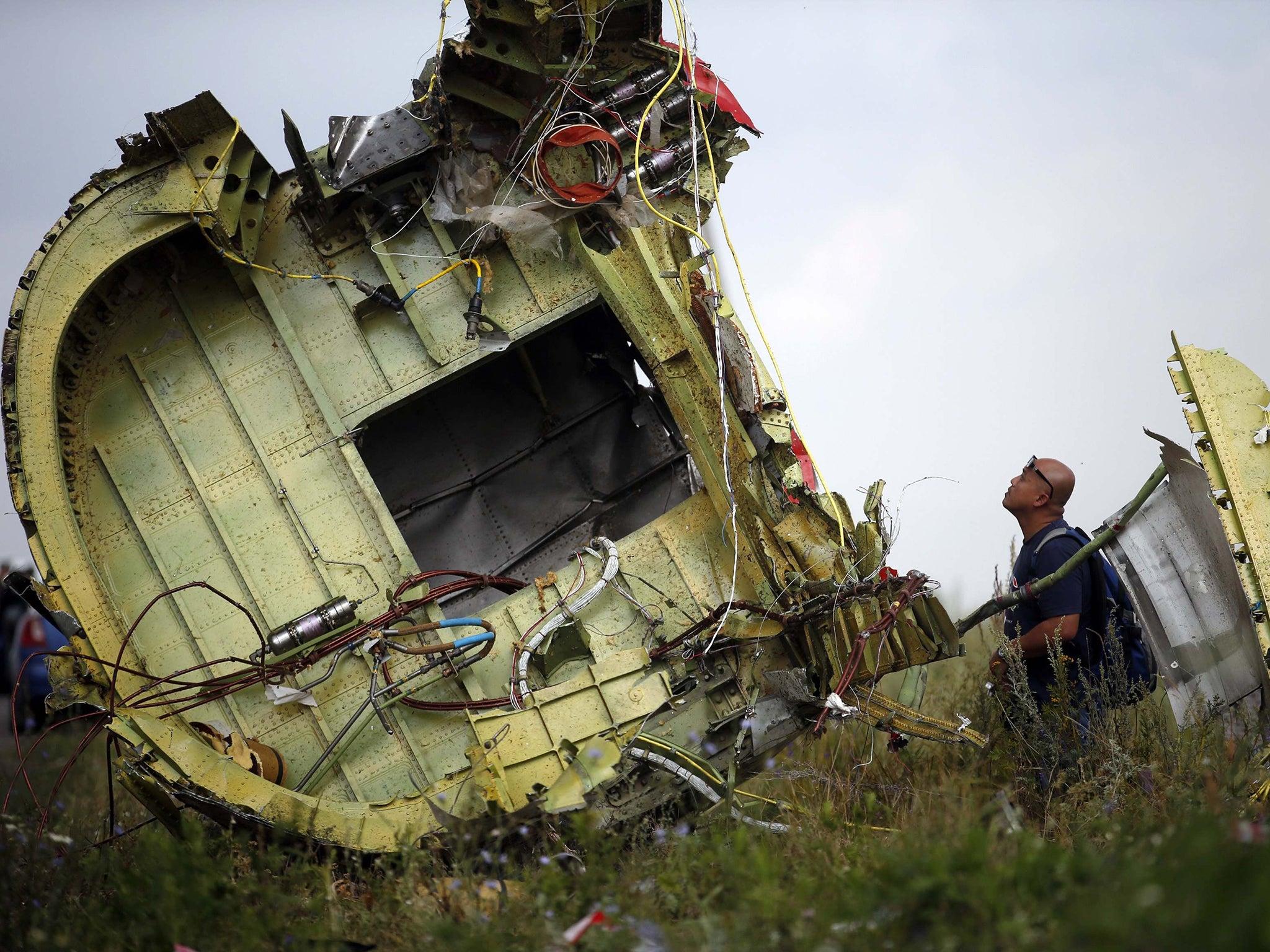 Alexander Malyshev: photopositive, reflection in the plane
