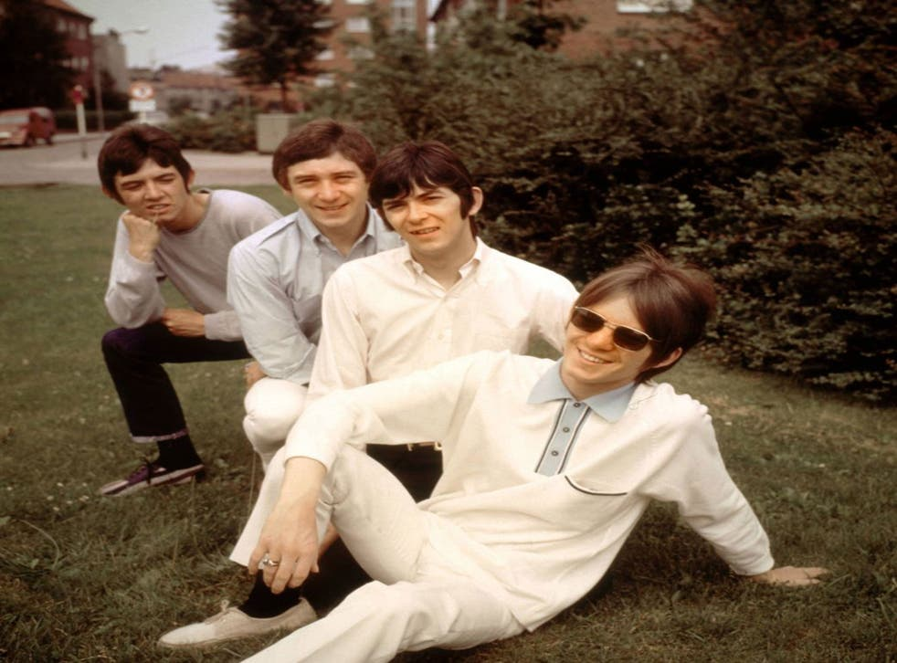 Mod men: the Small Faces featured in Oh! You Pretty Things: the Story of Music and Fashion