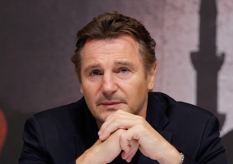 Liam Neeson responds to 'ridiculous' Kristen Stewart rumours