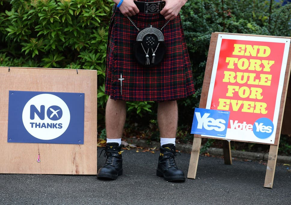 Scottish independence: How the battle for Scotland's future